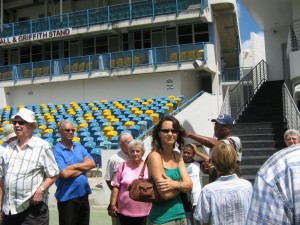BSTA Field Tour to Kensington Oval
